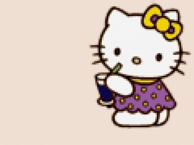 Hello Kitty 7, предпросмотр