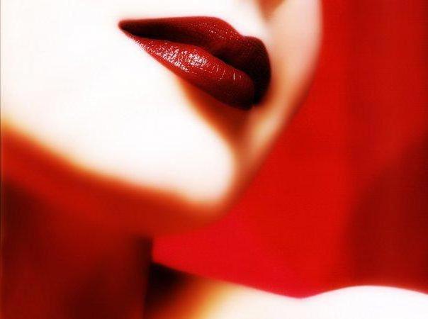Красивые губы, оригинал