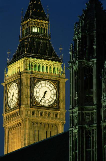 Города мира - Лондон, оригинал
