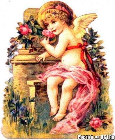 Маленький ангел, оригинал