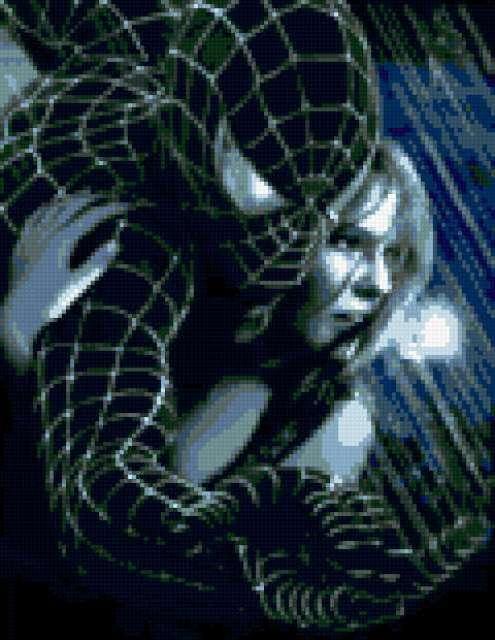 Человек-паук, человек-паук,