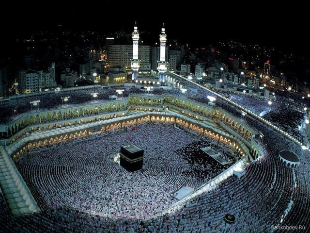 Мечеть в Мекке, мечеть