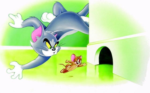 Том и Джерри, оригинал