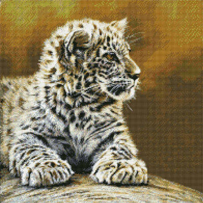 Белый тигрёнок, оригинал