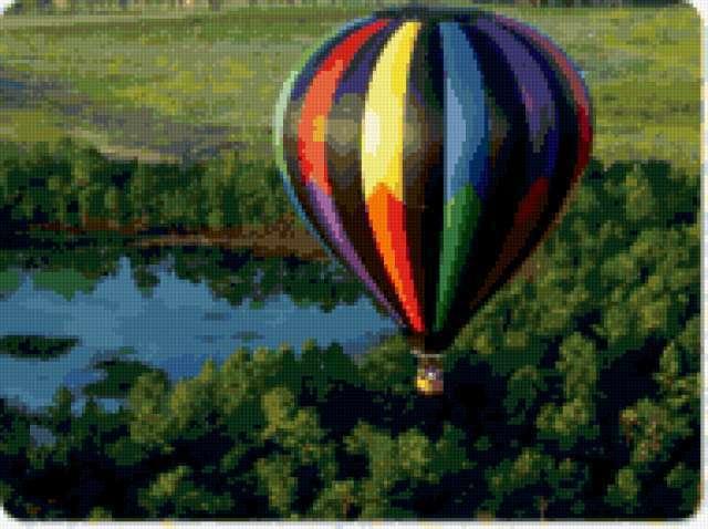 Воздушный шар, предпросмотр