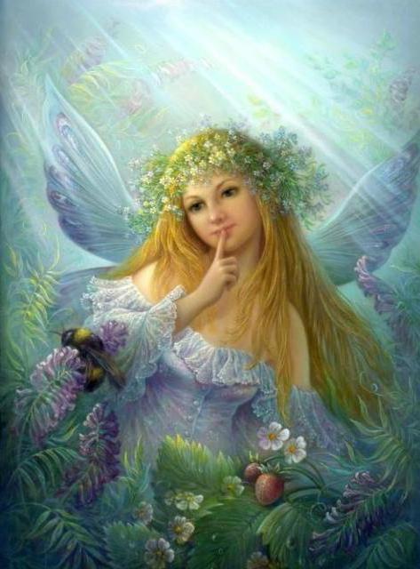 Лесная фея, оригинал