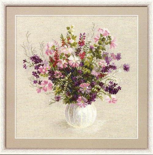 Букет полевых цветов, цветы,