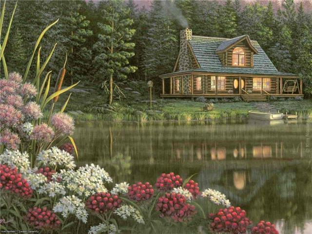 Дом на берегу озера, оригинал