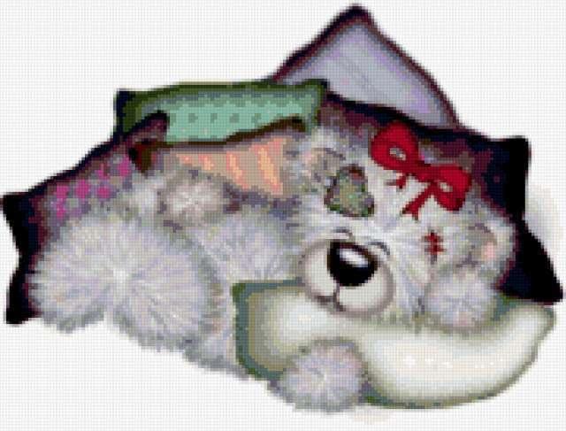 Спящий мишка, предпросмотр