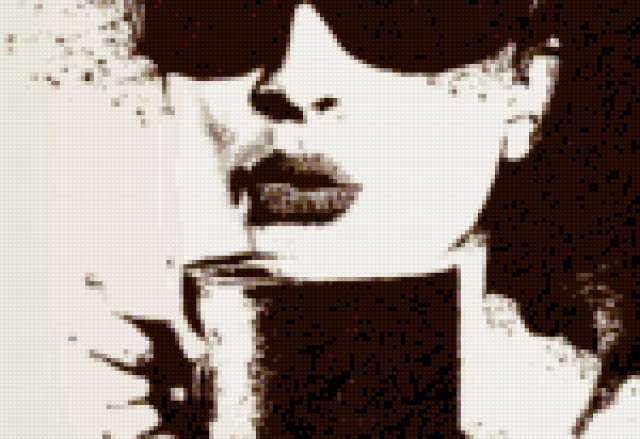 Девушка с кофе , предпросмотр
