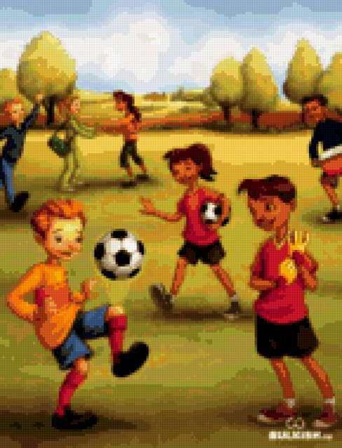Футбол., предпросмотр