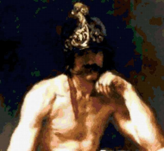 Боги Древней Греции. Арес.,