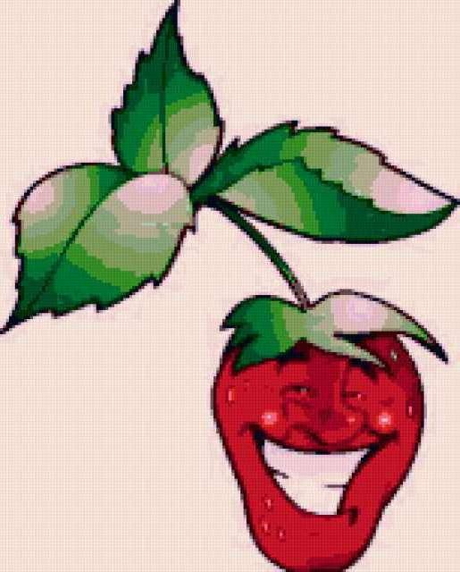 Веселые фрукты, фрукты