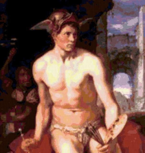 Боги Древней Греции. Гермес.,