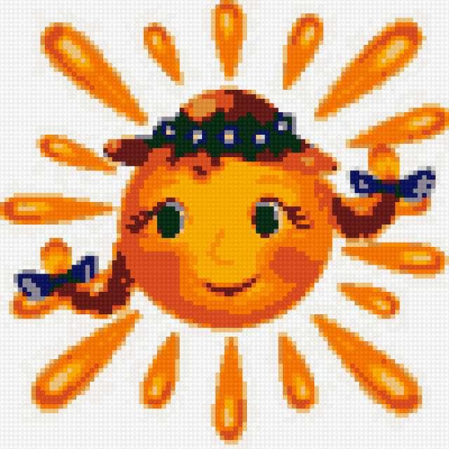 Солнышко, предпросмотр