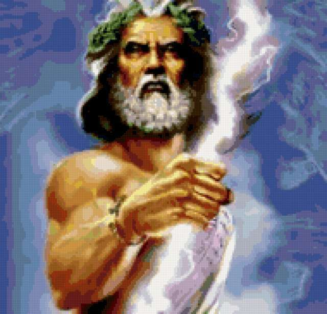 Боги Древней Греции. Зевс.,