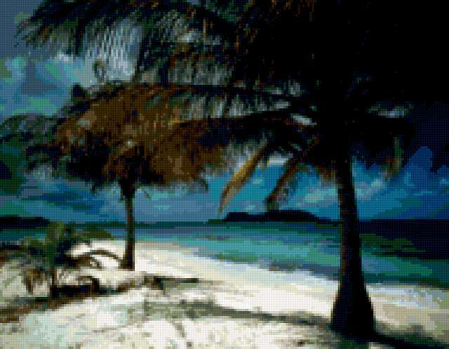 Южный пляж, предпросмотр