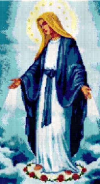 Дева Мария, предпросмотр