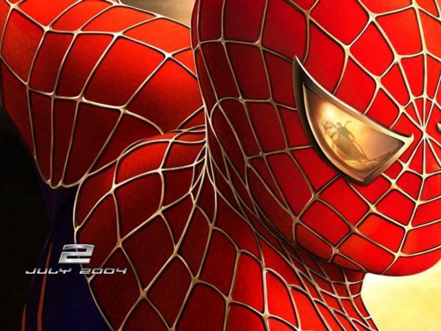 Человек-паук, человек, паук