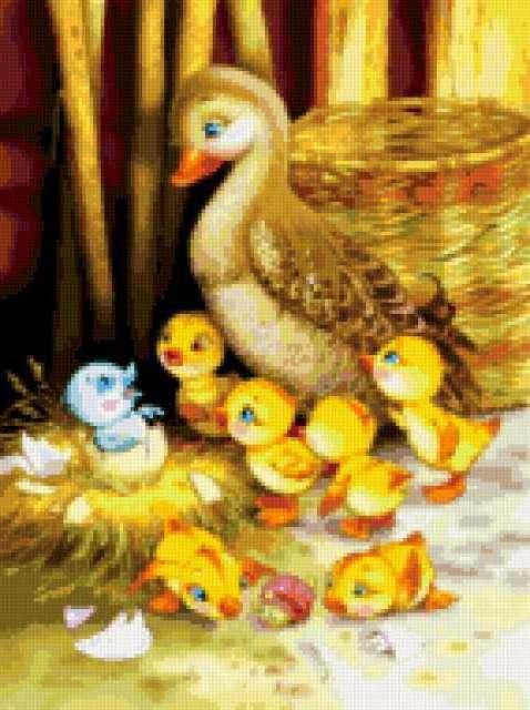 Счастливая семейка