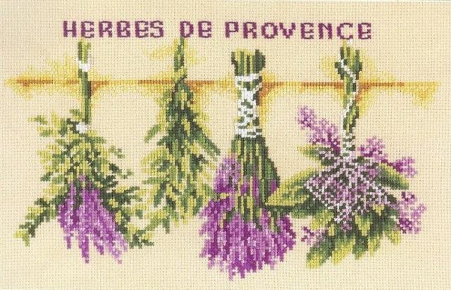 Травы Прованса, оригинал