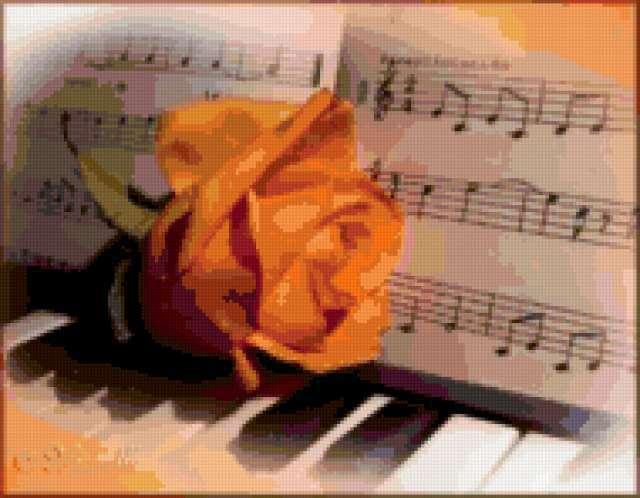 Музыка любви, предпросмотр