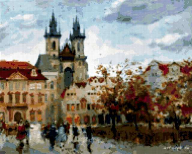 Старая Прага, предпросмотр