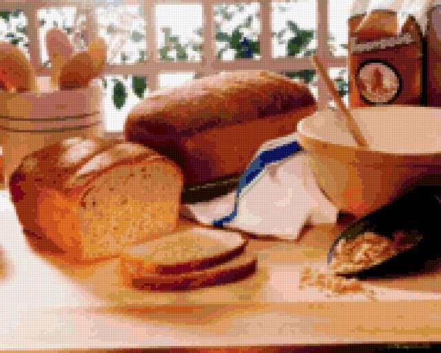 Хлеб, предпросмотр