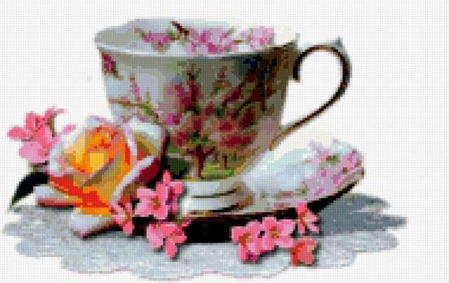 Чайная пара, предпросмотр