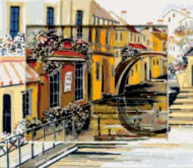 Венеция - акварель