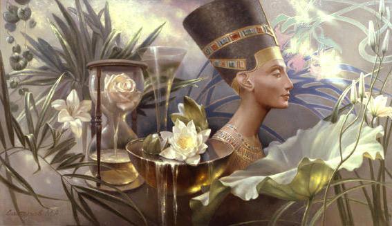 Египеские мотивы, египет