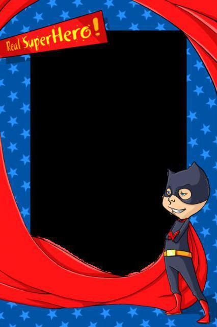 Рамка. Бэтмен, рамка, мальчик,