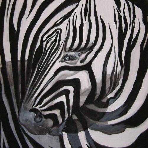 Зебры. Триптих. 1 часть,