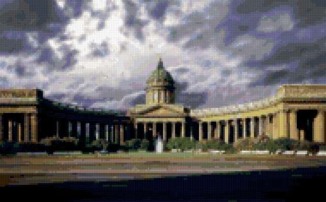 Казанский собор, предпросмотр