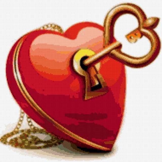 Ключик от сердца, предпросмотр