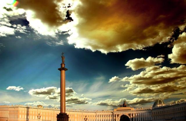 Дворцовая площадь, оригинал