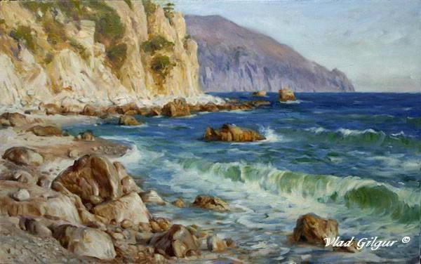 Море.пейзаж, море, пейзаж