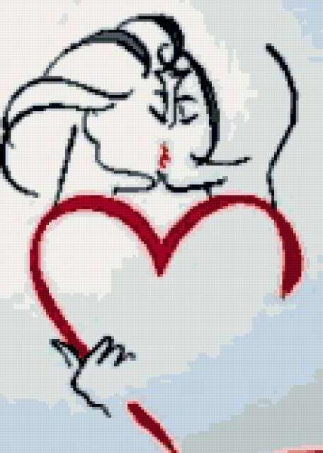 Ко дню Святого Валентина,