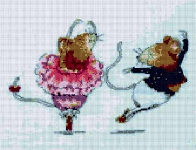 балерина, детские сюжеты,