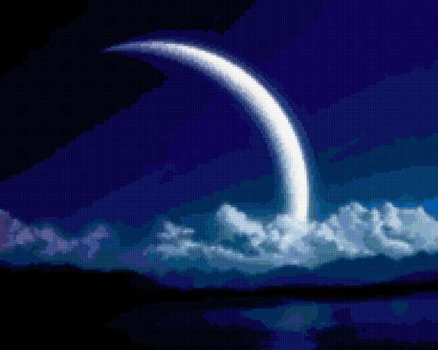 Луна, предпросмотр