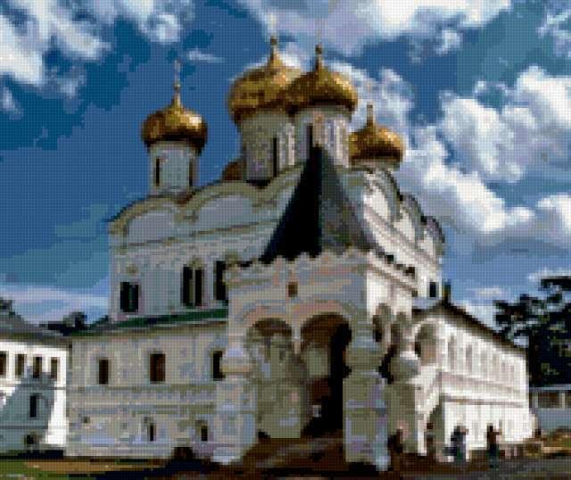 Троицкий собор,