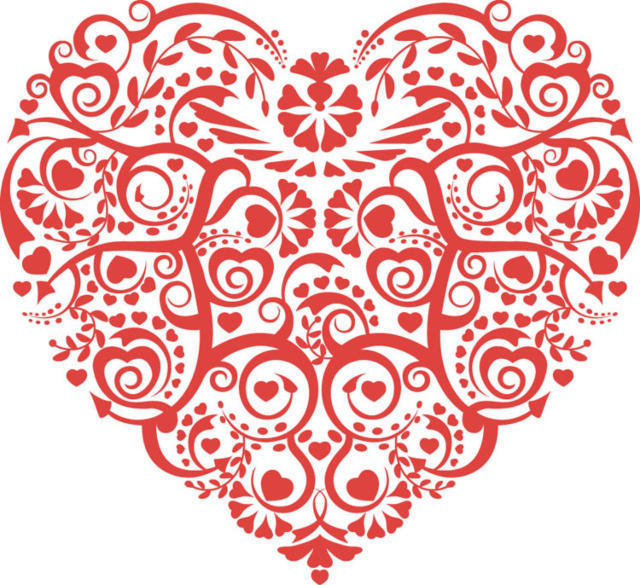 Сердце, оригинал
