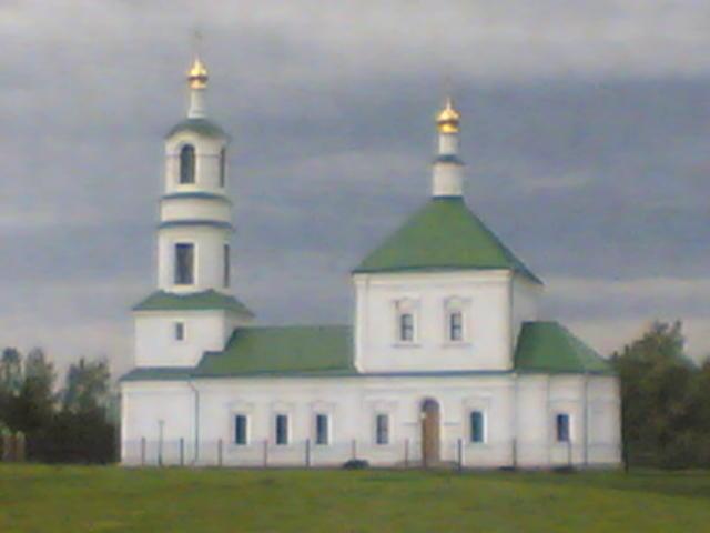 Храм, оригинал
