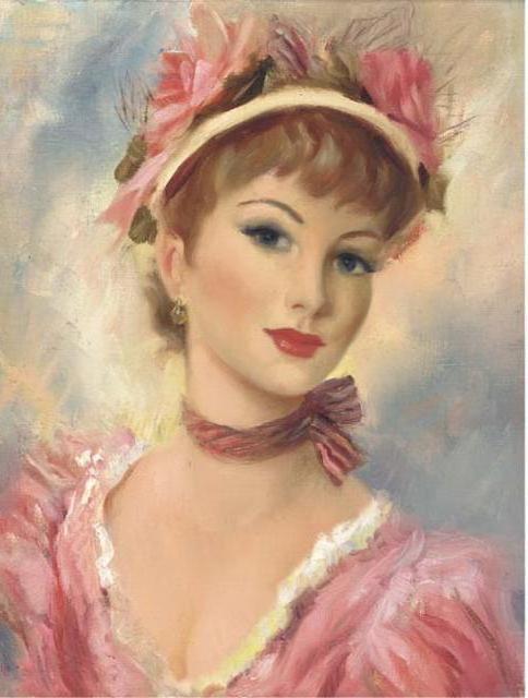 Портрет женщины, оригинал