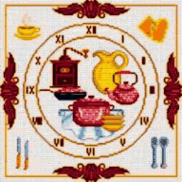 Часы на кухню, часы