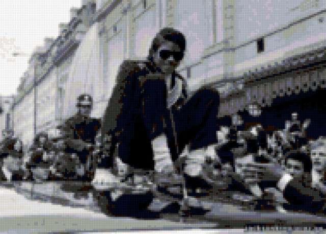 Майкл Джексон, предпросмотр