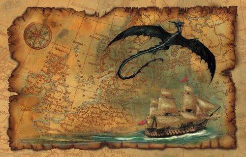 Карта Дракона, оригинал