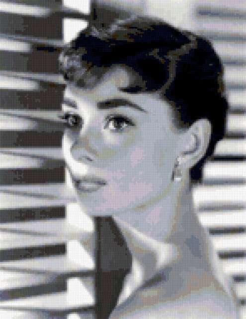 Одри Хепберн!, предпросмотр