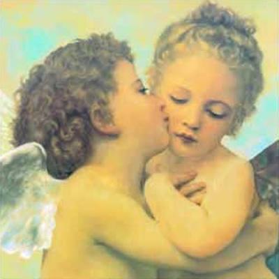 Первый поцелуй, дети, люди,