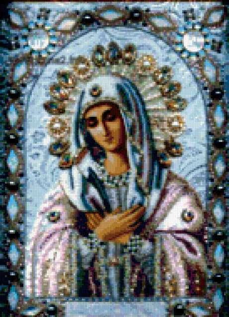 Богородица-Умиление